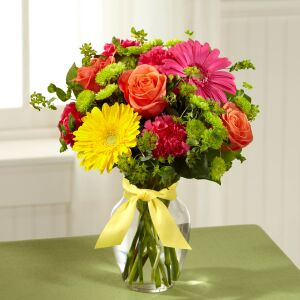 THE FTD BRIGHT DAYS AHEAD BOUQUET